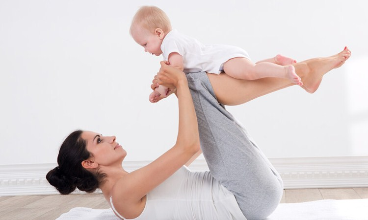 Reclaim your Fitness after Pregnancy